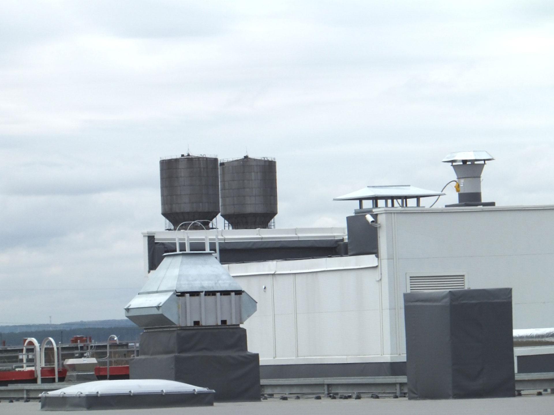 Вентиляторы общепромышленного и специального назначения