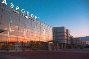 "Аэропорт ""Кольцово"", г. Екатеринбург"